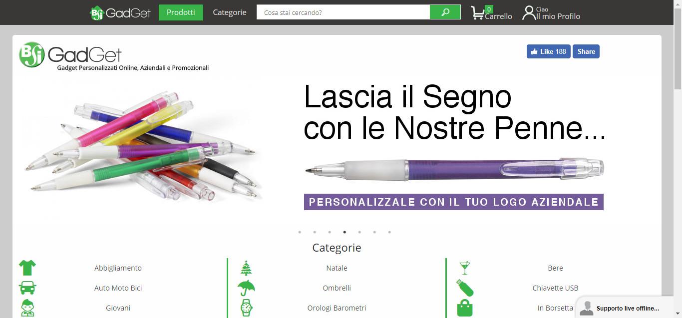 Abbigliamento Personalizzato Online   BSI Gadget