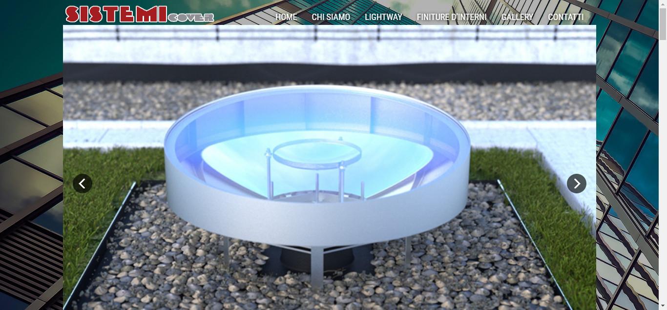 Tunnel Solare A Parete sistemi cover - lightway - tubo solare - ristrutturazioni